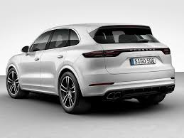 new porsche 2018 porsche cayenne turbo joins all new 2018 lineup drive arabia