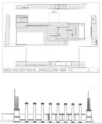 Villa Tugendhat Floor Plan by Competition U0027fear Of Columns U0027 Metalocus