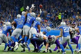 lions set ford field attendance record amid nfl gate decline