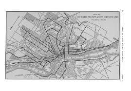 Toledo Ohio Map Mcgraw Electric Railway Manual Perry Castañeda Map Collection