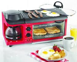 unique kitchen gifts nostalgia electrics breakfast station