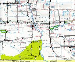 Map Of United States With Interstates by Interstate Guide Interstate 94