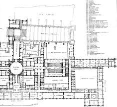 plan of parliament house house interior