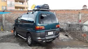 van mitsubishi delica van 4x4 mitsubishi delica l400 space gear in chile argentina