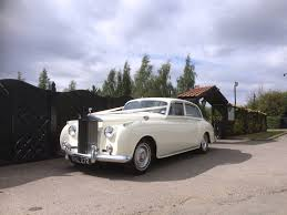 antique rolls royce rolls royce silver cloud i wedding car hire essex provided by