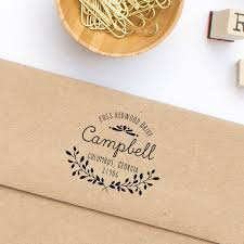 Stamps For Wedding Invitations Best 25 Return Address Stamps Ideas On Pinterest Return Address