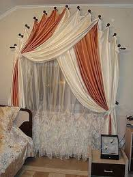 Design Curtains Arched Windows Curtains On The Hooks Arched Windows Treatmentes