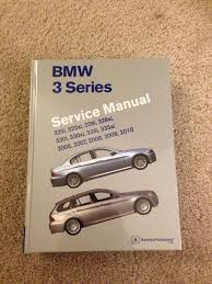 bmw 3 series e90 e91 e92 e93 bentley service manual mint