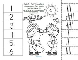 earth day theme activities and printables for preschool and