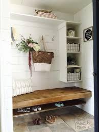 Corner Bench And Shelf Entryway Best 25 Entry Nook Ideas On Pinterest Entry Closet Hallway