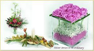 online florists bolton on swale dl10 scintillating flower arrangement selection