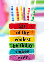 birthday cakes 20 of the coolest birthday cakes canvas factory