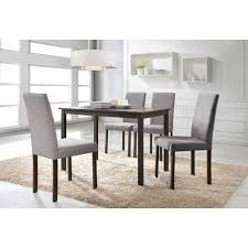 grey fabric dining room chairs u2013 thejots net