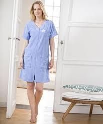 veste de chambre femme robe de chambre et peignoir femme damart