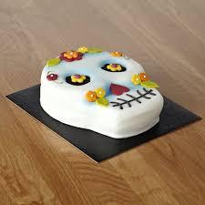 tesco day of the dead skull cake occasions pinterest