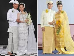 longyi the traditional costume of the myanmar indochina voyages