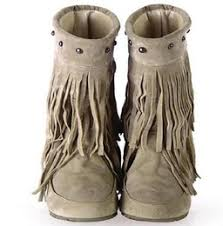 Brown Fringe Ankle Boots Discount Brown Suede Fringe Boots 2017 Brown Suede Fringe Boots