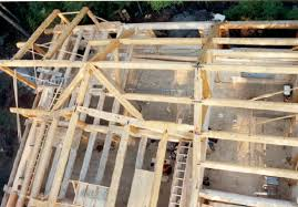 Timber Dormer Construction Log And Timber Roof Framing And Joinery Mathematics