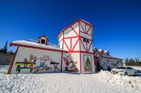 santa claus house north pole ak north pole alaska from the best places in the world to spend christmas