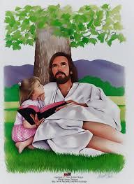jesus loves children by newchristiandesign on deviantart