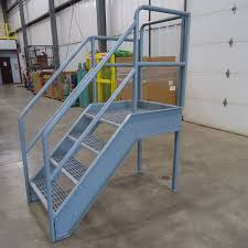 Access Stairs Design Fabricated Metal Stairs Custom Industrial Stairs Access Solutions