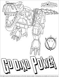power rangers dino super charge 10 rangers coloring pages