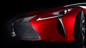 lexus cars red lexus vehicle front car vehicle red cars lexus lf lc concept