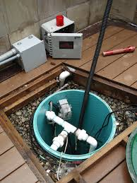Basement Water Pump by Sump Pump Installation And Repair For Seattle And Tacoma Permadry Wa