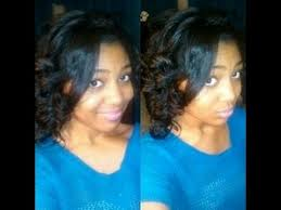 Roller Set Hairstyles Roller Set For Gorgeous Loose Curls Hairstyle Of The Week Youtube