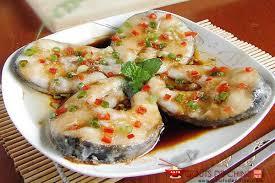 recette cuisine vapeur carpe herbée à la vapeur recette chinoise
