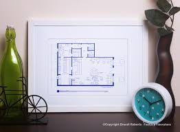 Coffee Shop Floor Plans Free Central Perk Cafe Floor Plan Friends Tv Show Blueprint