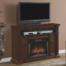 powerheat infrared quartz fireplace media console fireplace