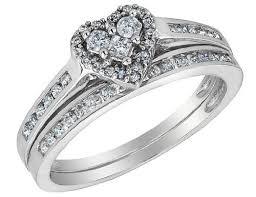 interlocking engagement ring wedding band engagement ring and wedding band set best 25 interlocking wedding