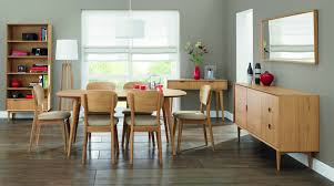 oslo oak 6 8 seater extending dining set style our home