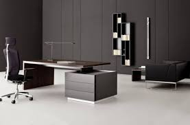 Contemporary Executive Office Desk Office Desk Contemporary Executive Office Furniture Black Office