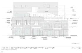 borough market plan landmarks approves redevelopment of gansevoort market block u2013 new