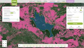 Interactive Map Global Forest Watch by Satellite Imagery Reveals That Tiger Populations Could Double By