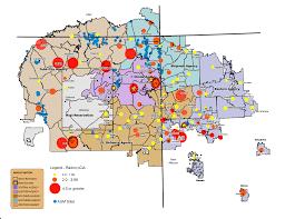 Radon Zone Map Infiltec About Radon Gas Reduction Mitigation Test Testing Learn
