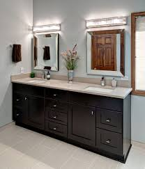 bathroom fascinating bathroom vanity ideas with dark wood