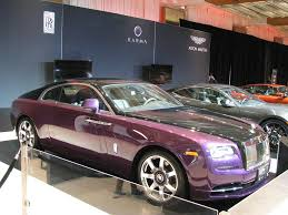 purple rolls royce bentley spotting bentley u0026 rolls royce at the toronto autoshow 2017