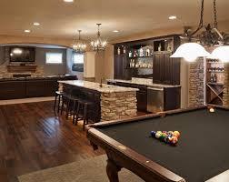 Basement Bar Room Ideas Basements Design Ideas Unbelievable Basement With Entertainment