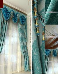 Living Room Curtains And Drapes Living Room Curtains And Drapes In Baby Blue Color