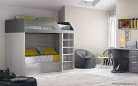 Storage Bunk Bed Image - Funky bunk beds uk