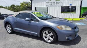 2007 mitsubishi eclipse spyder 81k miles innovative motors