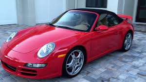 2006 Porsche 911 Turbo S 2006 Porsche 911 S 997 Carrera Convertible For Sale By Auto Europa
