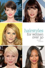 hairstyles for mid 30s hairstyles for women over 30