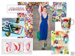 surtex nyc trend update part two u2013 color chaos u0026 creativity