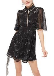 topshop dress topshop topshop embellished print skater dress dresses