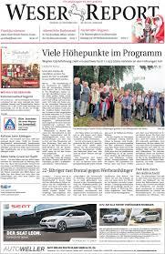 weser report weyhe syke bassum vom 20 11 2016 by kps