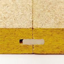 trade essentials 3600 x 900 x 22mm beige tongue floor particle board